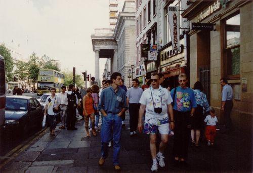 Tournoi de Dublin - Juillet 1993