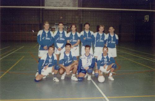 EVOCO 2 (saison 1996-1997) (3e provinciale)