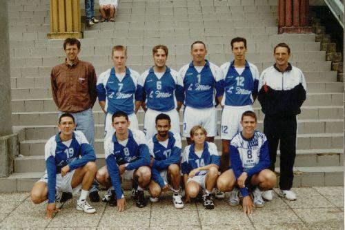 Saison 1997-1998 (EVOCO 2) 3e provinciale