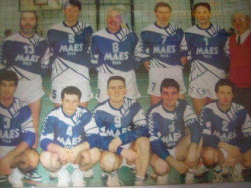 Saison 1991-1992 (4e provinciale)