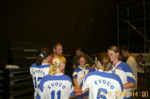 Saison 2003-2004 (3e provinciale dames)