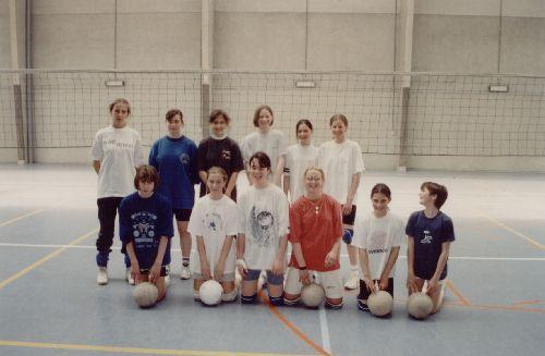 Stage pour jeunes à St-HENRI en 1996 ?