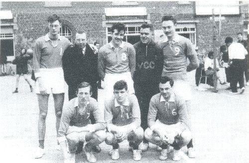 Champion de 1ère provinviale (1961-1962°