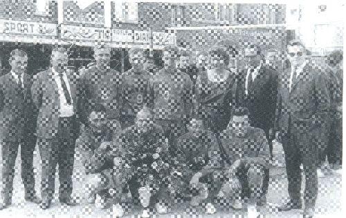 Tournoi place Saint-Anne 1962 (les vainqueurs)