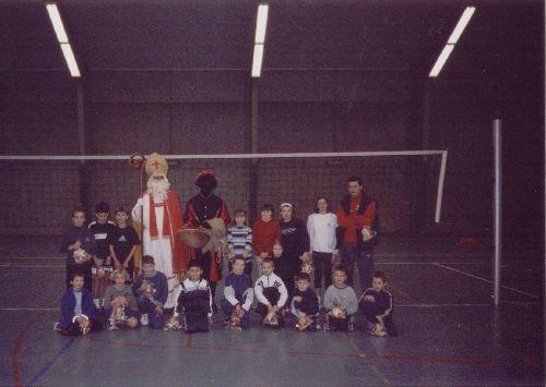 Saint-Nicolas , décembre 2002