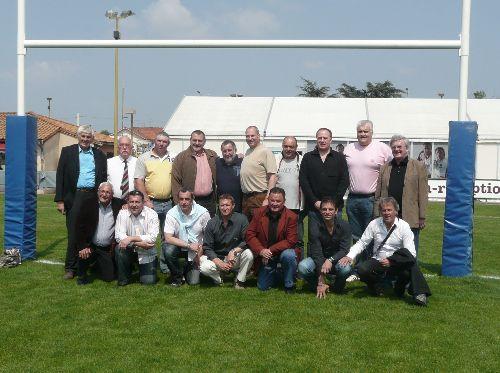 20 ans après : équipe championne de France 2e division 1989