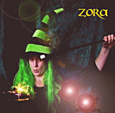 ZORA LA MAGICIENNE