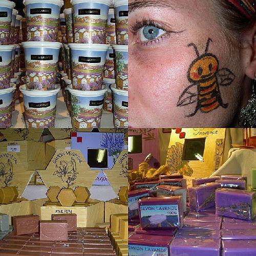 Foire au miel à Montauban (82)