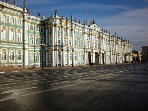 Musée de l'Ermitage à St Petersbourg