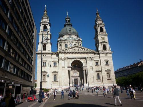 La Cathedrale de Budapest