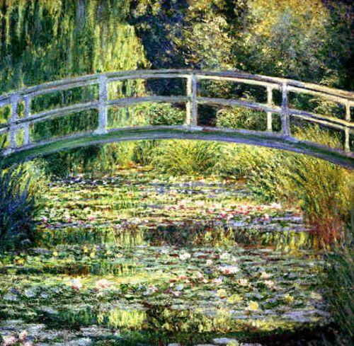 Etang de nénuphars de C.Monet