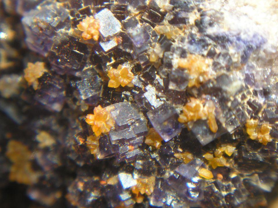 Les minéraux de quartz89