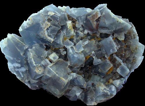 Fluorine - Maxonchamps - 88  (taille:17cm  x 13,5cm)