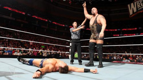 Big Show vs The Miz