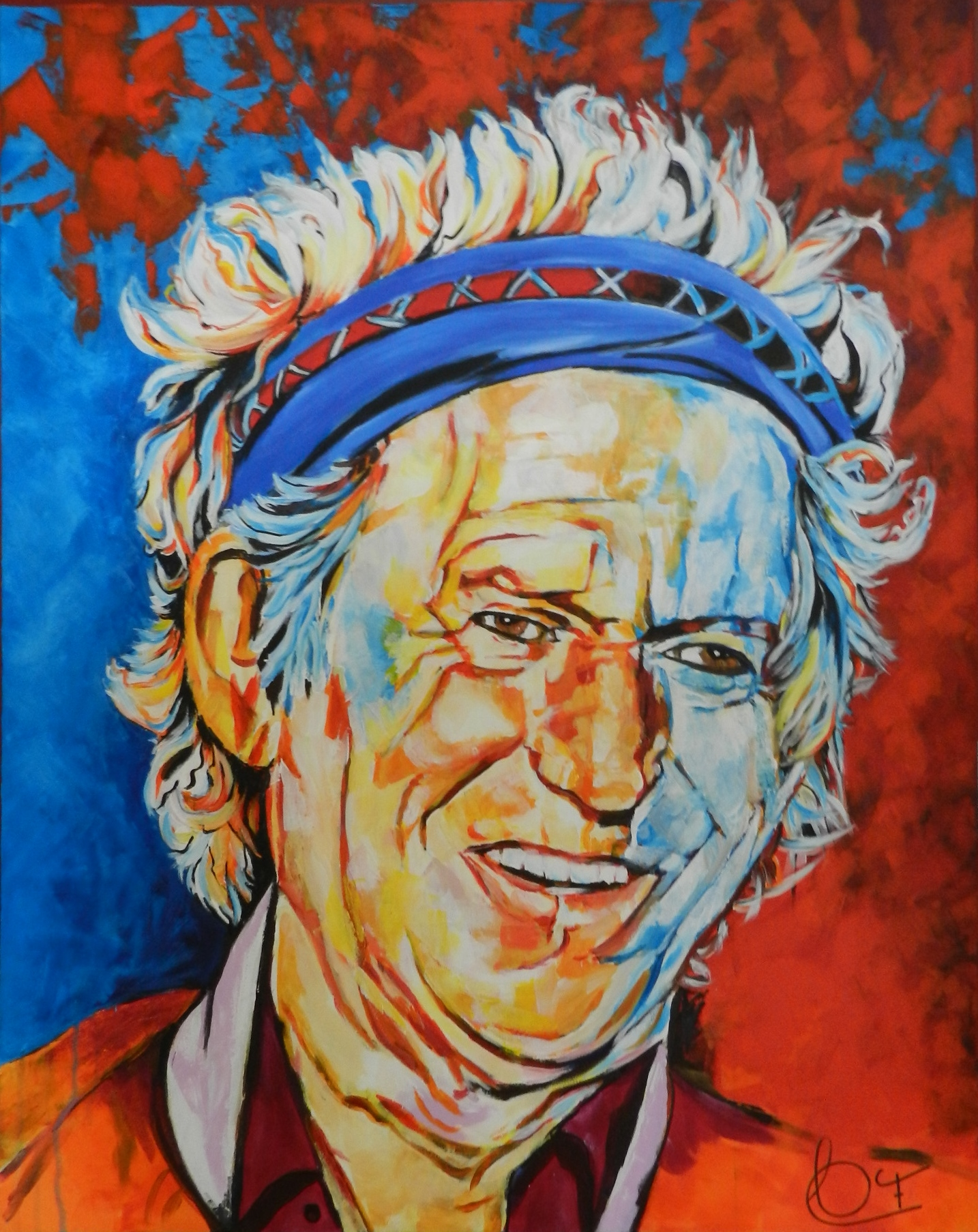 2019 02 Keith Richards.JPG
