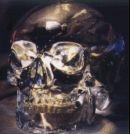 Le crâne de cristal du destin,  découvert par Anna Mitchell-Hedges