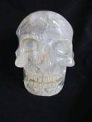 Le crâne de cristal Sha-na-ra, anciennement propriété de Nick Nocerino