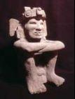 Xiutecutli, dieu Maya, pluie et feu céleste