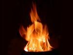 Le feu, outil du nécromancien