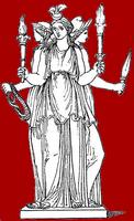 Hécate, déesse de la sorcellerie