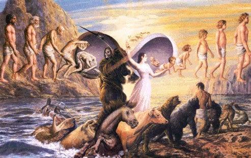 Réincarnation, passage de la mort à la renaissance