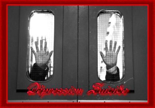 depression maladie suicide enfermement therapie aide