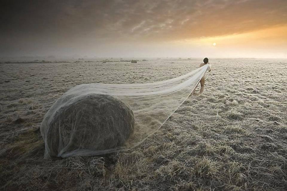 Les peurs ne sont que de petits monticules à qui l'on permet d'être de grandes montagnes. - Martin Prémont - Le cadeau.jpg