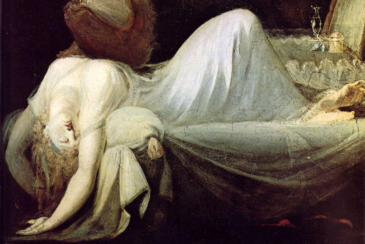 Le Cauchemar de Johann Heinrich Füssli (1790-1791) 01.jpg