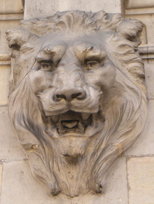 Dijon - Lion - Rue Chabot-Charny