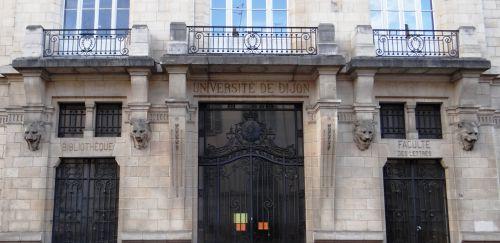 Dijon - Faculté de Lettres