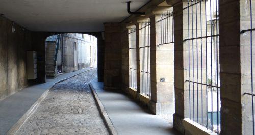 Dijon - Allée privée rue Chabot-Charny
