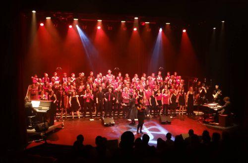 Sing All Gospel - Théâtre Mansard - Dijon - 10 avril 2013