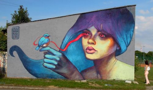 Street Art Utopia - Natalia Rak