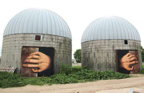 Street Art Utopia - Nikita Nomerz
