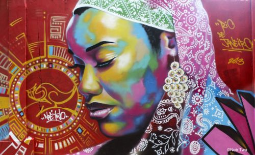 Street Art Utopia - NOE Two - Rio de Janeiro (Brésil)