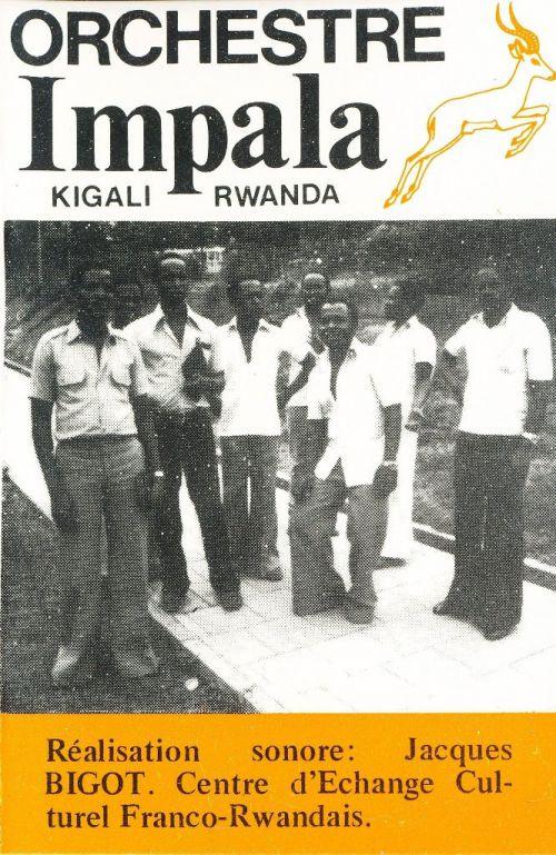 Orchestres Impala de Kigali