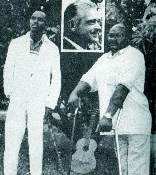 Twagirayezu Cassien et Hbiyambere PD