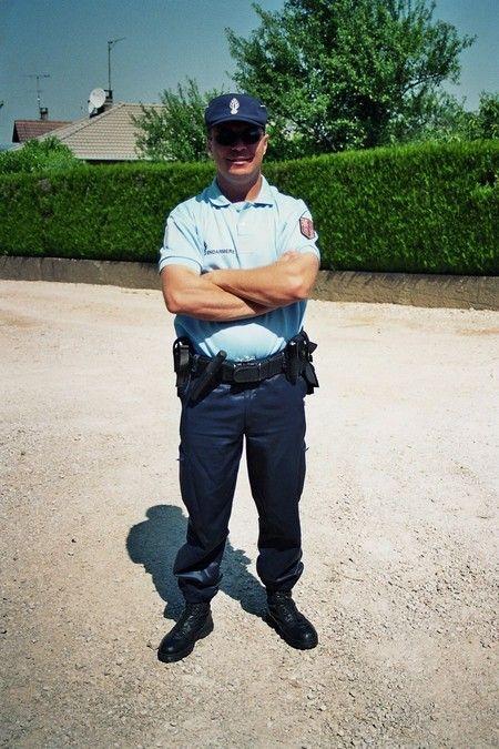 Réserviste de la Gendarmerie