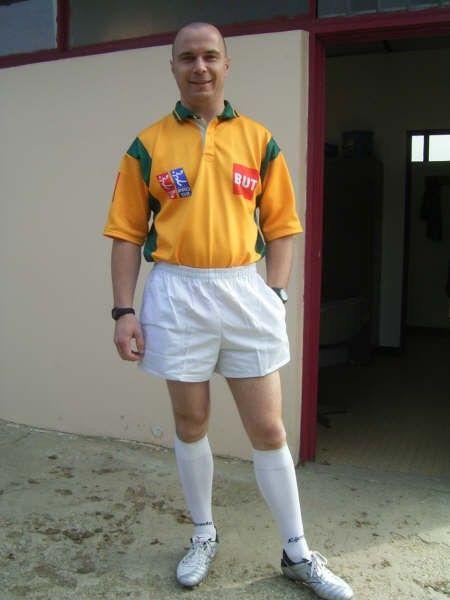 L'arbitrage de rugby