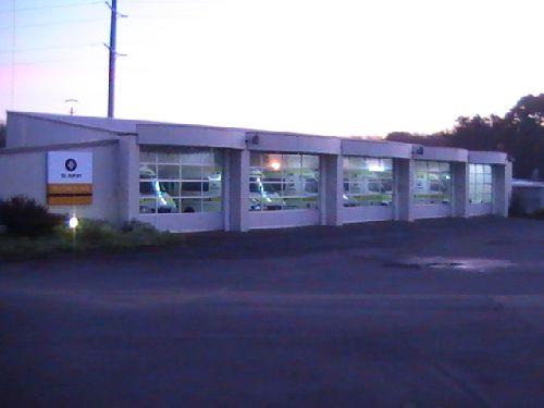 Une centrale d\'Auckland