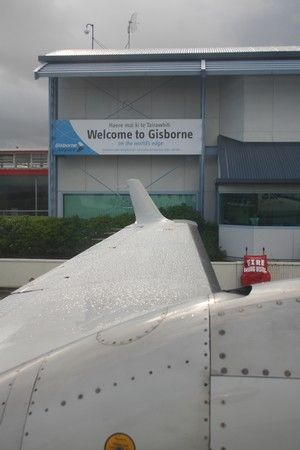 Welcome to Gisborne