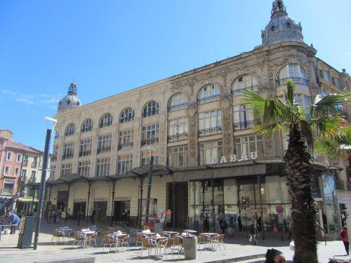 Narbonne centre ville