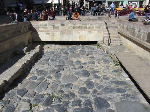Narbonne ancienne voie domitienne