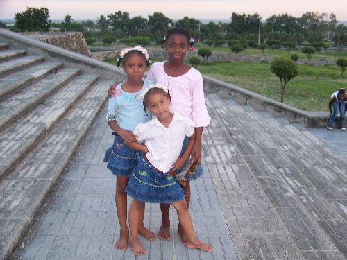 Petites dominicaines