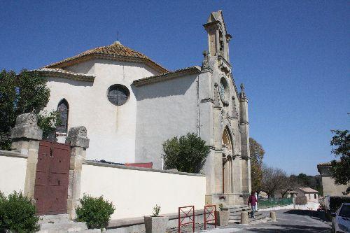 l\'église d\'Aspères