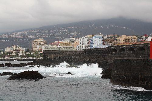 Nvelle vue Puerto Cruz