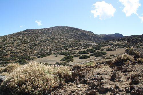 Alentours du Teide