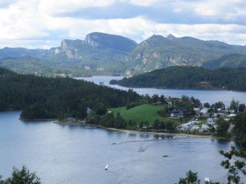 La Norvège commence à découvrir ses splendeurs