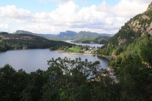 La Norvège pour le plaisir des lieux