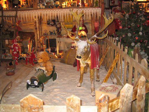 Saint Tropez L'atelier du Père Noël